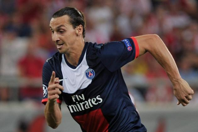 Ibrahimovic Scores 2 Goals & Then Boards Flight to Grant a Dying Child's Wish