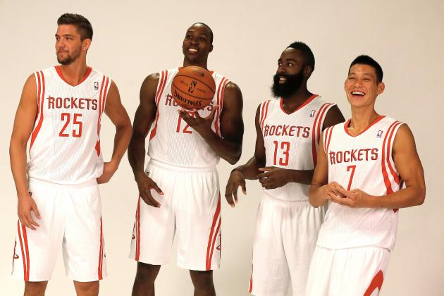 NBA Trade Speculation: One Deal Ensures Houston Rockets Are Actual Contenders