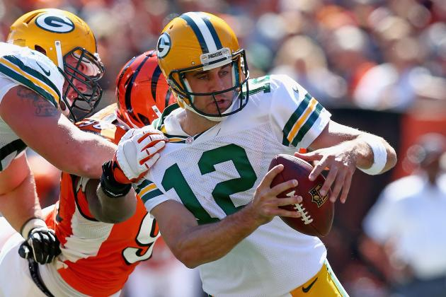 Is Green Bay Packers' Overuse of Shotgun Formation Causing Inaccuracy?