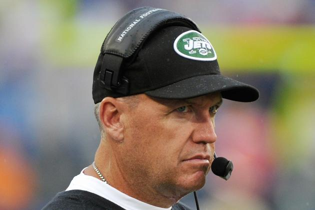 Rex Has No Clue How to Stop Jets' Turnover Woes