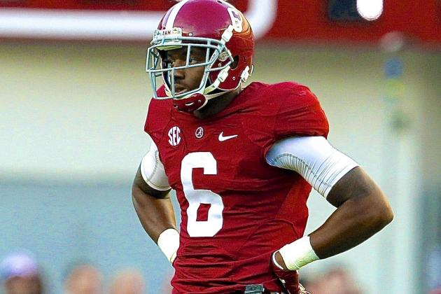 How Does the Ha Ha Clinton-Dix Suspension Affect the Crimson Tide's Season?