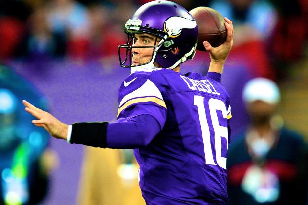 Decision Between Christian Ponder, Matt Cassel Remains Difficult for Vikings