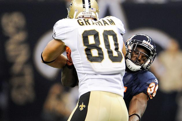 New Orleans Saints vs. Chicago Bears: Breaking Down Saints' Game Plan