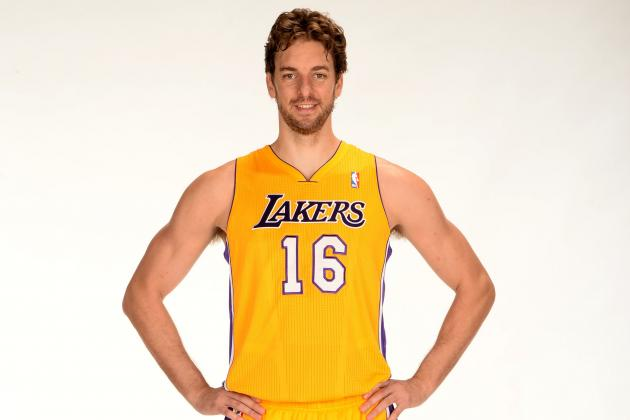 Pau Gasol's Ultimate Training Camp Checklist for 2013-14 Season