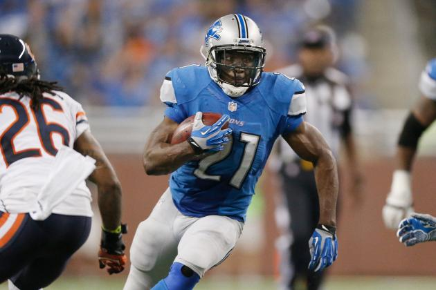 Dissecting Best Individual Matchups to Watch in Detroit Lions' Week 5 Action