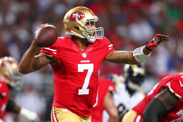 Why Colin Kaepernick Is Primed to Break out Following 49ers' Subpar Start