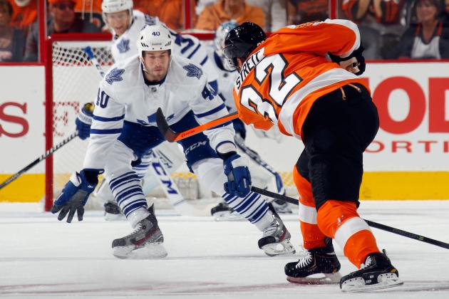 How Much Will Mark Streit Impact the Philadelphia Flyers' Blue Line in 2013-14?