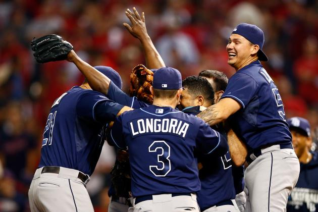 Tampa Bay Rays Prove They Can Win Big on the Road