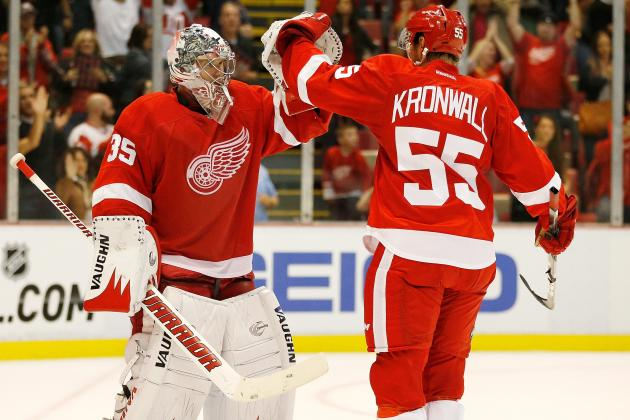 Detroit Red Wings: Atlantic Division Debut a Stark Contrast to Last Year's Start