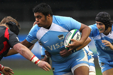 Highlanders Sign Young Argentinian Prop