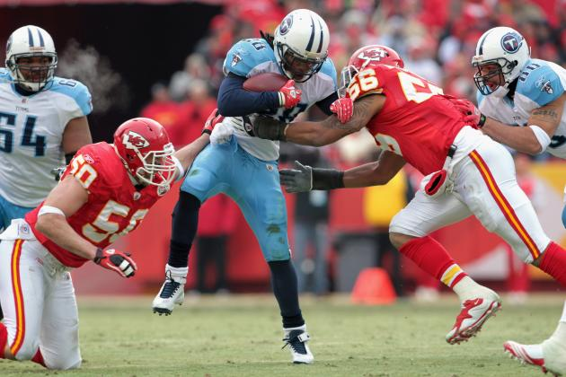 Chiefs vs. Titans: Breaking Down Tennessee's Game Plan