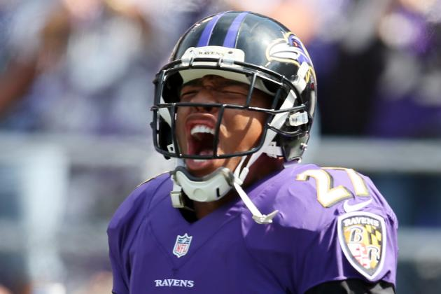 John Harbaugh, Joe Flacco Acknowledge the Ravens Must Use Ray Rice as a Receiver