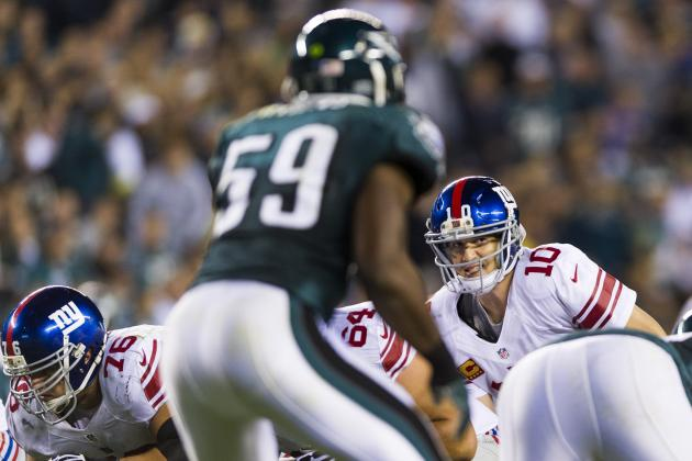Philadelphia Eagles vs. New York Giants: Breaking Down Philly's Game Plan