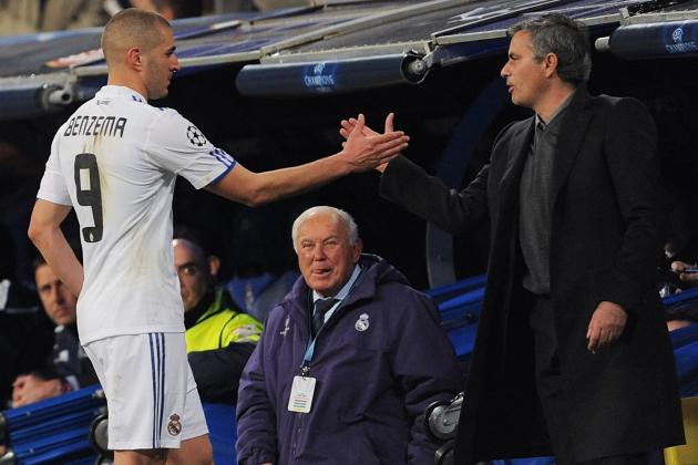 Chelsea Reportedly Set to Fight Arsenal for Karim Benzema in January
