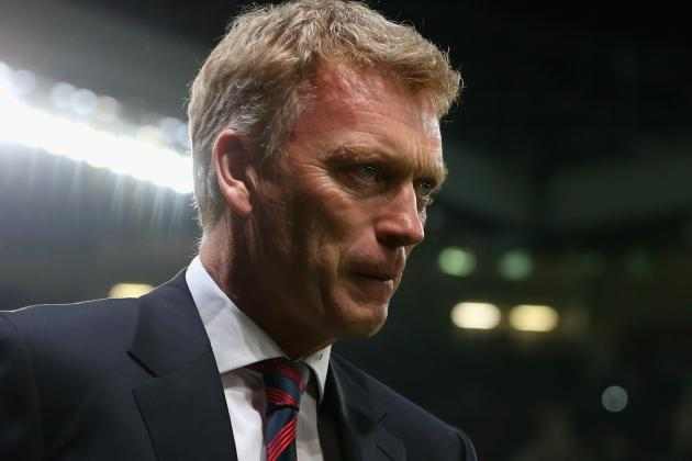 David Moyes Blames Bad Luck for Manchester United's Draw at Shakhtar Donetsk