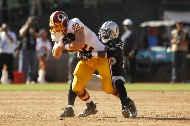 How the Washington Redskins Can Improve Offense with Two-Tight End Packages