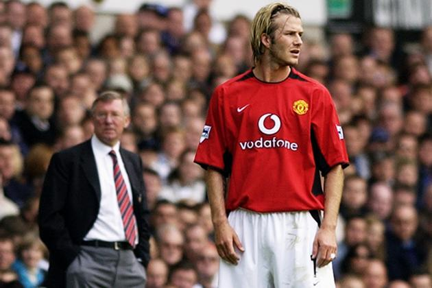 Sir Alex Ferguson Says What Shocked Him Most About David Beckham
