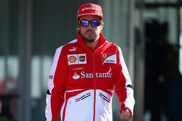 F1 News: Fernando Alonso's 2013 F1 Title Bid Inspired by America's Cup
