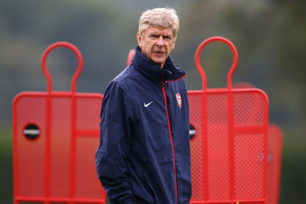 Predicting Where Arsenal Could Be When Arsene Wenger's Next Contracts Ends