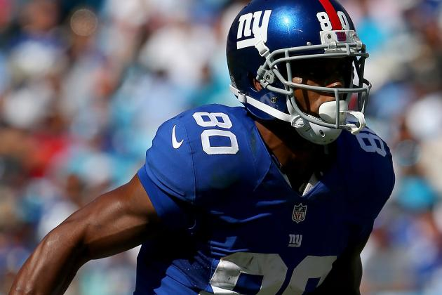 Victor Cruz Turns Page, Passes on Punches with NY Giants Coach Tom Coughlin