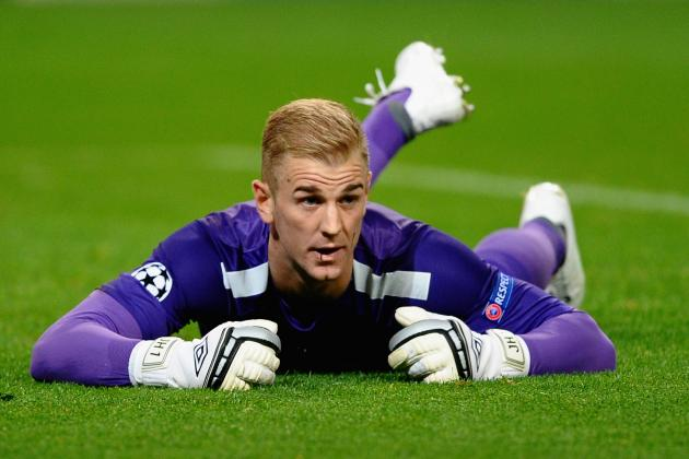 Why Joe Hart Must Start for England in 2014 World Cup Qualifiers