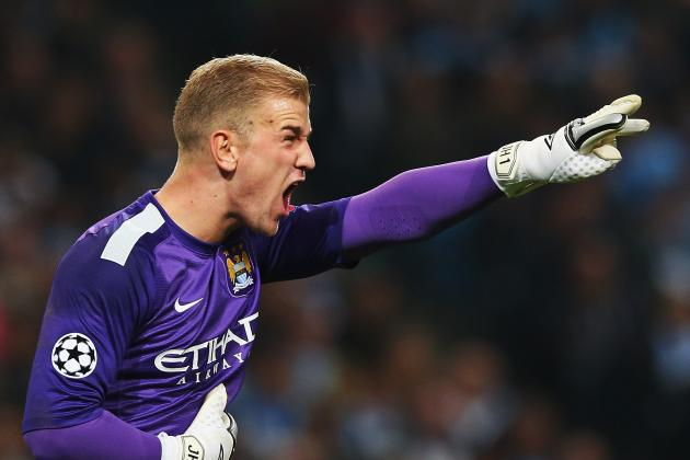 Joe Hart will keep place as England's No1, says manager Roy Hodgson