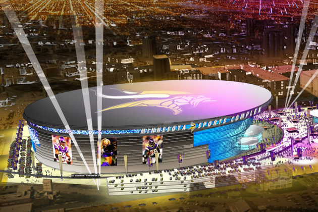 Vikings, Stadium Authority Close to Completing Agreements