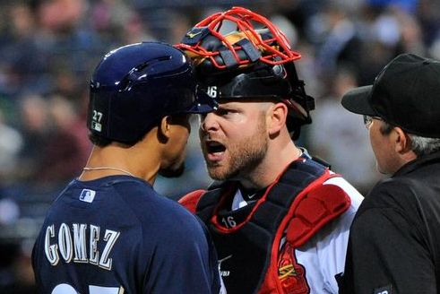 Braves Not the 'Party Police,' but Want Respect