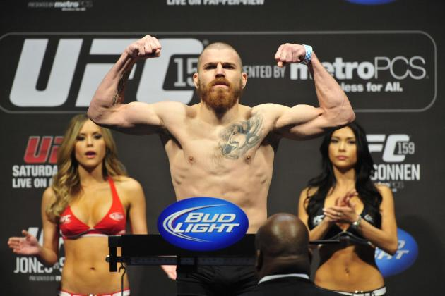 Jim Miller vs. Fabricio Camoes Added to Year-End UFC 168 Fight Card