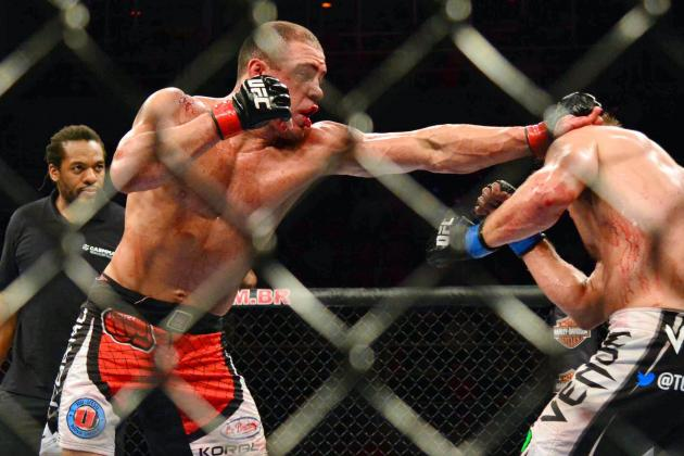 Thales Leites Replaces Rafael Natal, Faces Ed Herman at UFC 167