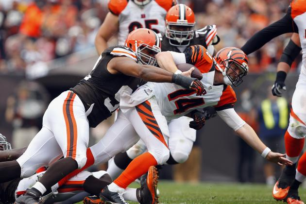 Horton on Barkevious Mingo's First Start: 'He's a Work in Progress'
