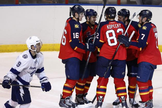 Revamped Florida Panthers Ready to Compete Right Away