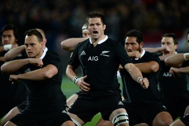 South Africa vs. New Zealand: Naming a Best XV from Rugby Championship Giants