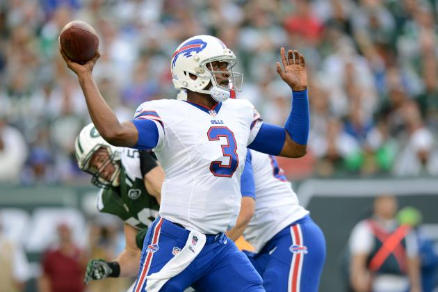 Bills vs. Browns: Breaking Down the Young QBs in Thursday Night's Matchup