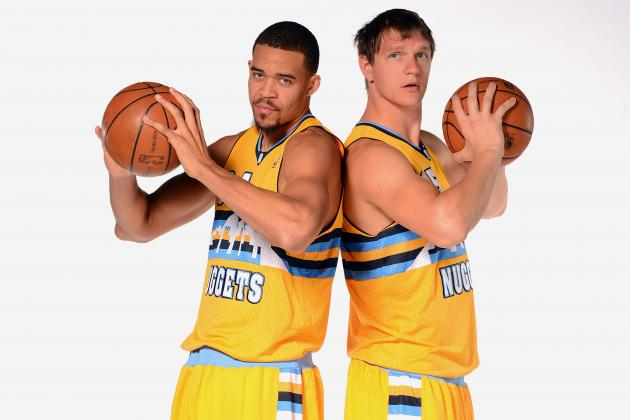 The Denver Nuggets Want to Play 'Smashmouth Basketball'