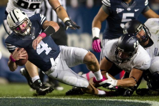 BYU-Utah State Rivalry Gaining Momentum After Recent Intensity