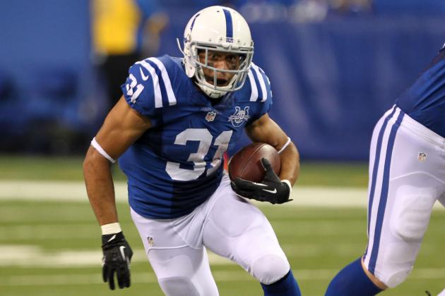 Donald Brown's Full Fantasy Scouting Report After Ahmad Bradshaw's Injury