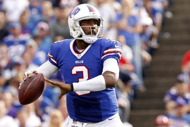 Bills vs. Browns: Thursday Night Matchup Will Come Down to EJ Manuel