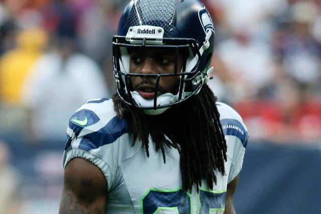 Richard Sherman Is the NFC Defensive Player of the Month