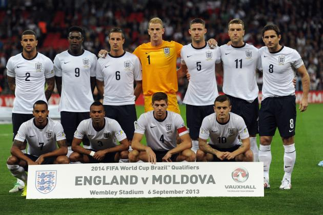 England National Team: Players Three Lions Fans Should Be Worried About