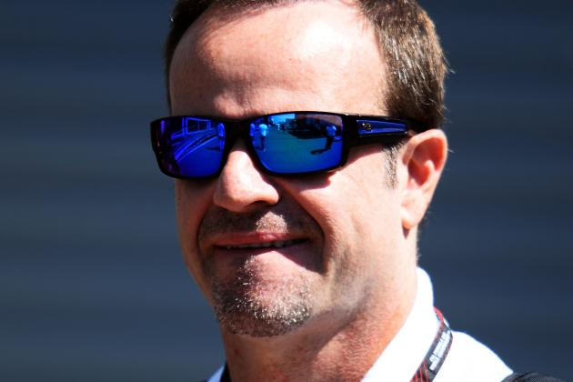 Rubens Barrichello Is a Real Contender for 2014 Sauber Seat