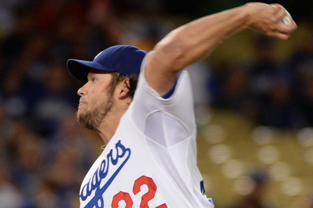 Big Names and Big Games for Clayton Kershaw