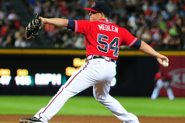 Braves Ace Medlen Says Kershaw 'missed Us'