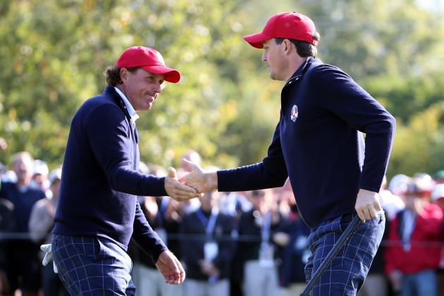 Presidents Cup 2013: Examining Day 1's Most-Intriguing Pairings