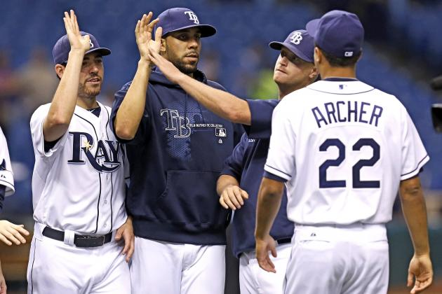 Alex Cobb, David Price Show Readiness to Lead Deep Postseason Run for Rays