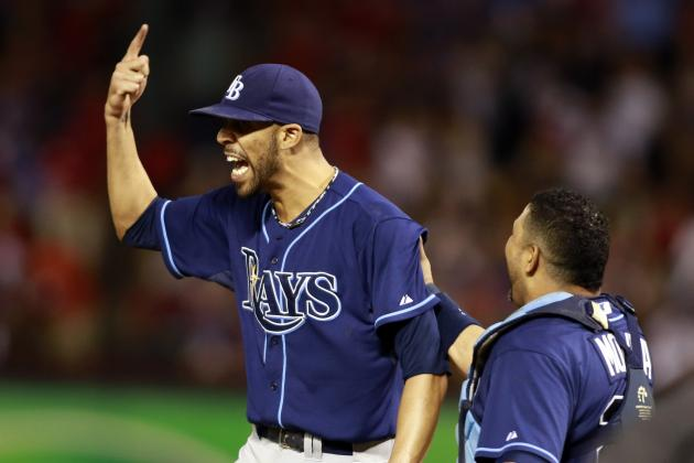 2013 MLB Playoffs: Tampa Bay Rays Chasing Championship with Pitching and Defense