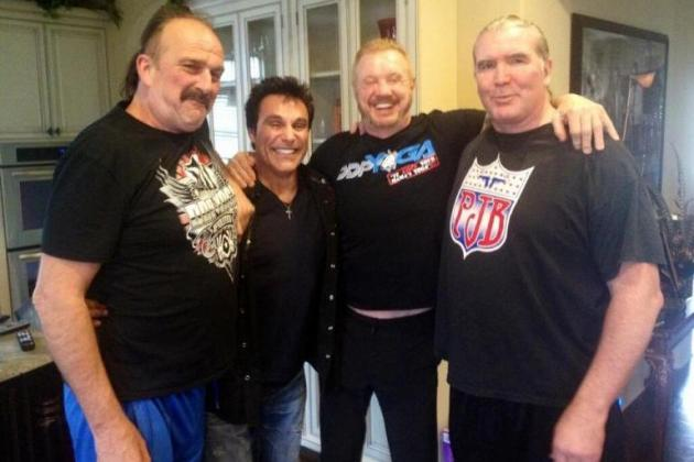 Jake Roberts and Scott Hall Find Redemption with DDP Yoga