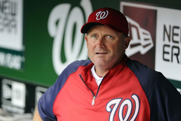 Randy Knorr to Interview Soon, Nationals' Manager Search Still Cranking Up