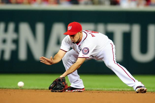 Rendon won't be handed starting second base job this spring