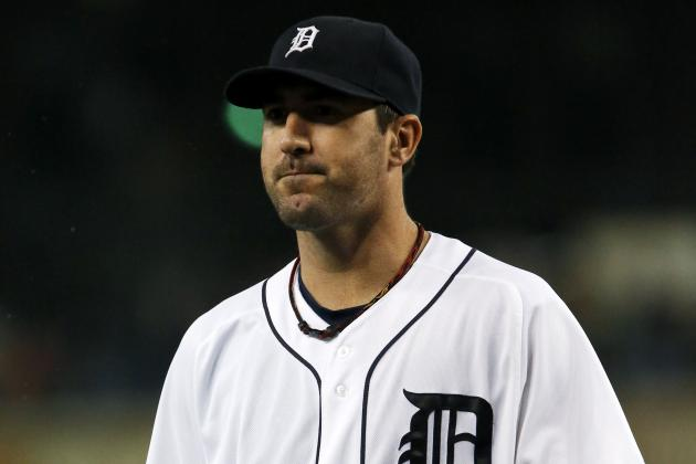 How Far Can the Detroit Tigers Go with a Non-Elite Justin Verlander?